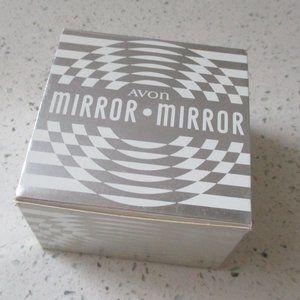 Vintage Avon Portable Mini Mirror